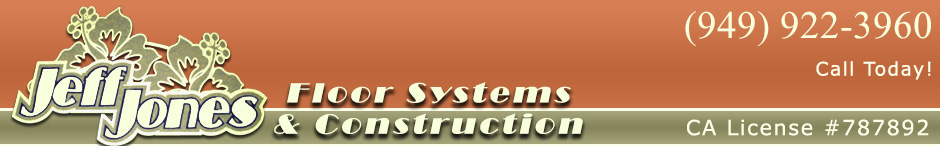 Jeff Jones Floor Systems